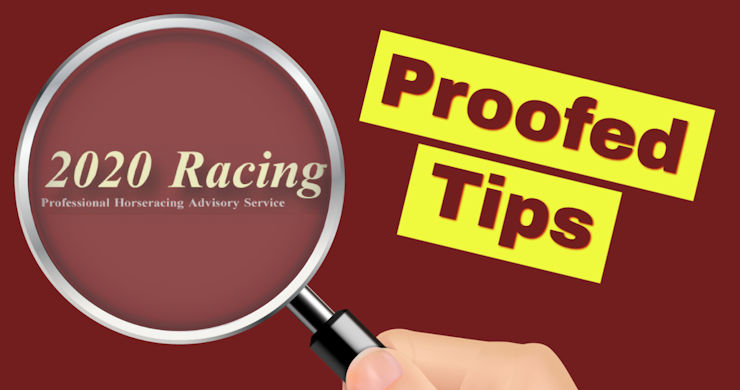 2020 Racing High Strike Rate Review – Proofed Tips