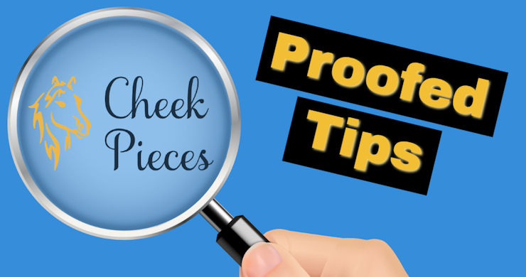 Cheek Pieces Review – Proofed Tips