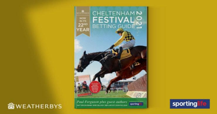 Weatherbys Cheltenham Festival 2021 Betting Guide: Pre-order