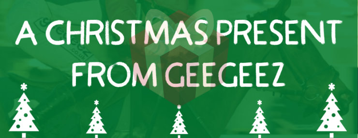 Geegeez Gold Free Access Over Christmas