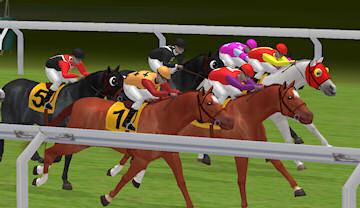 virtual horse racing results