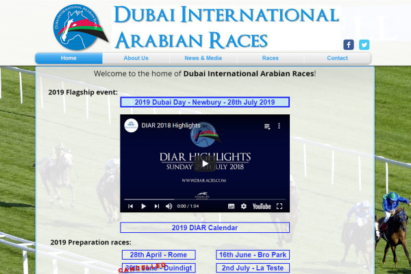 Dubai International Arabian Races