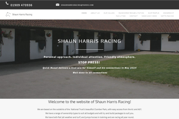 Horse Racing Trainers