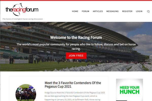 The Racing Forum