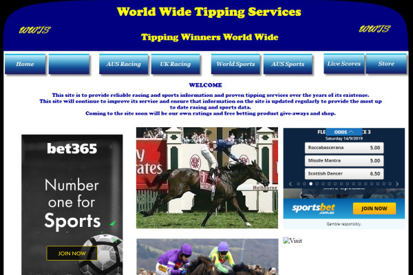World Wide Tipping Services